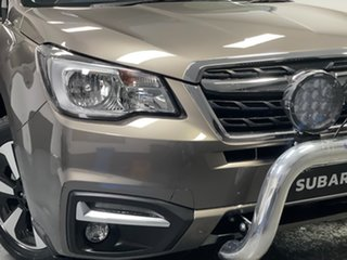 2017 Subaru Forester S4 MY17 2.5i-L CVT AWD Bronze 6 Speed Constant Variable Wagon.