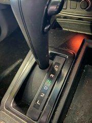 2009 Mitsubishi Triton ML MY09 GLX Double Cab 4x2 White 4 Speed Automatic Utility