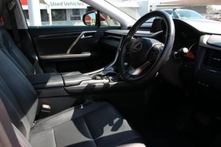 2018 Lexus RX350 GGL25R RX350 Luxury Vermillion 8 Speed Automatic Wagon