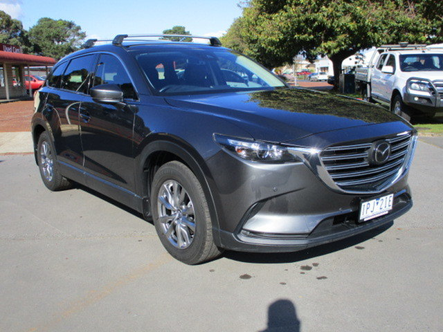 Used Mazda CX-9 MY19 Touring Katanning, 2019 Mazda CX-9 MY19 Touring Grey 6 Speed Automatic Wagon