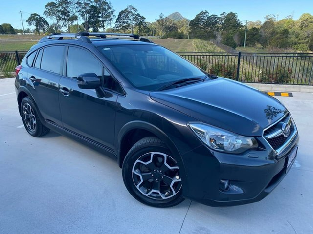 Used Subaru XV G4X MY14 2.0i-S Lineartronic AWD Cooroy, 2014 Subaru XV G4X MY14 2.0i-S Lineartronic AWD Grey 6 Speed Constant Variable Wagon