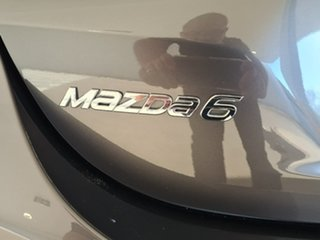 2018 Mazda 6 GL1032 GT SKYACTIV-Drive Black 6 Speed Sports Automatic Sedan