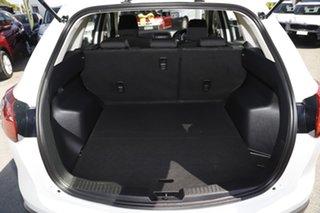 2013 Mazda CX-5 KE1071 Maxx SKYACTIV-Drive Sport Crystal White Pearl 6 Speed Sports Automatic Wagon