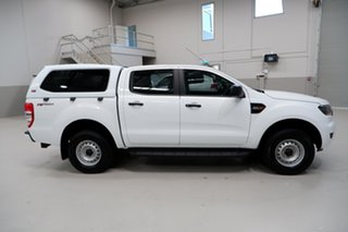 2017 Ford Ranger PX MkII 2018.00MY XL Hi-Rider White 6 Speed Sports Automatic Utility