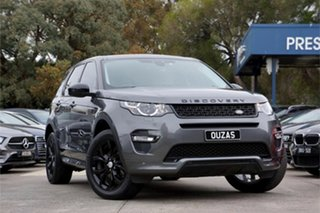 2019 Land Rover Discovery Sport L550 19MY SE Grey 9 Speed Sports Automatic Wagon.
