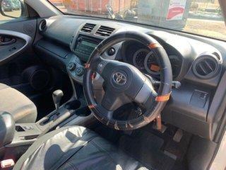 2007 Toyota RAV4 Edge White 4 Speed Auto Active Select Wagon