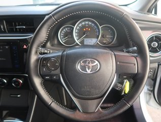 2015 Toyota Corolla ZRE182R Ascent Sport Grey 6 Speed Manual Hatchback