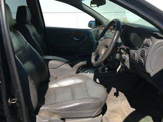 2001 Ford Fairlane AU II Ghia 4 Speed Automatic Sedan