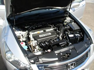 2008 Honda Accord IV TECH Silver 5 Speed Automatic Sedan