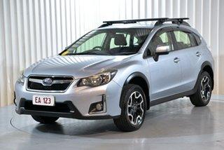 2016 Subaru XV G4X MY17 2.0i AWD Silver 6 Speed Manual Wagon.