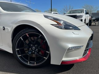 2021 Nissan 370Z Z34 MY20 Nismo Ivory Pearl 7 Speed Sports Automatic Coupe.