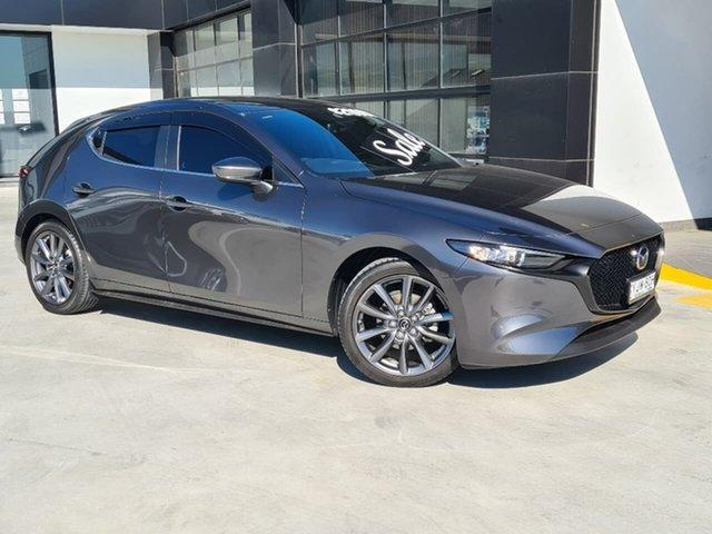 Used Mazda 3 BP2H7A G20 SKYACTIV-Drive Evolve Liverpool, 2020 Mazda 3 BP2H7A G20 SKYACTIV-Drive Evolve Grey 6 Speed Sports Automatic Hatchback