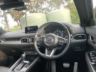 2018 Mazda CX-5 KF4WLA Akera SKYACTIV-Drive i-ACTIV AWD 46g 6 Speed Sports Automatic Wagon