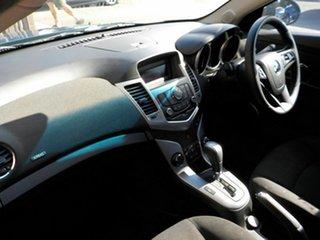 2012 Holden Cruze JH Series II MY12 Equipe Blue 6 Speed Sports Automatic Sedan