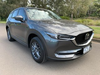 2020 Mazda CX-5 KF Series Maxx Sport Grey Sports Automatic Wagon.