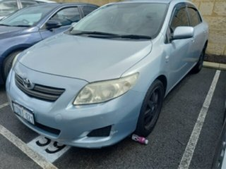 2009 Toyota Corolla ZRE152R MY09 Ascent Shimmer 4 Speed Automatic Sedan