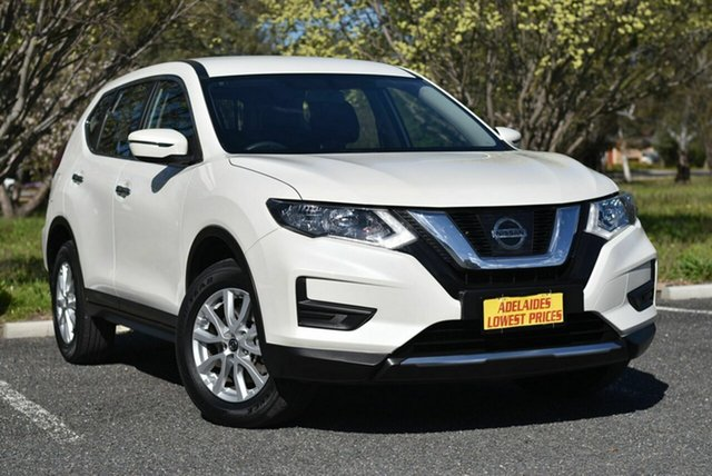 Used Nissan X-Trail T32 Series II TS X-tronic 4WD Morphett Vale, 2018 Nissan X-Trail T32 Series II TS X-tronic 4WD White 7 Speed Constant Variable Wagon