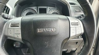 2016 Isuzu MU-X MY15 LS-T Rev-Tronic Silky White Perl 5 Speed Sports Automatic Wagon
