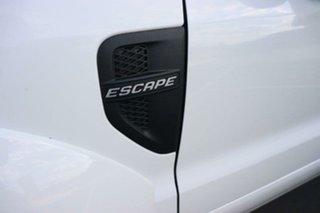 2010 Ford Escape ZD MY10 Diamond White 4 Speed Automatic SUV