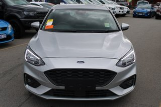 2020 Ford Focus SA 2021MY ST-Line Silver 8 Speed Automatic Hatchback.