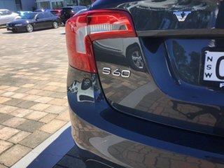 2013 Volvo S60 F Series MY13 T4 PwrShift Grey 6 Speed Sports Automatic Dual Clutch Sedan