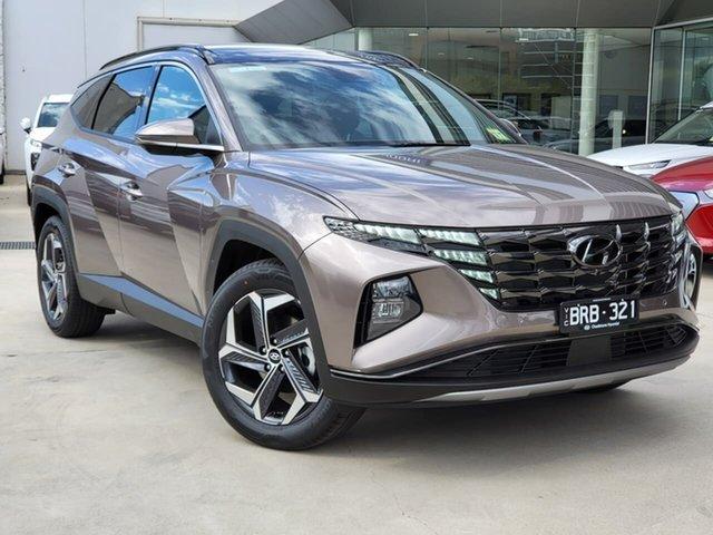 Demo Hyundai Tucson NX4.V1 MY22 Highlander 2WD Oakleigh, 2021 Hyundai Tucson NX4.V1 MY22 Highlander 2WD Bronze 6 Speed Automatic Wagon