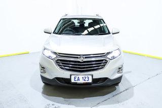 2019 Holden Equinox EQ MY18 LTZ AWD Silver 9 Speed Sports Automatic Wagon.