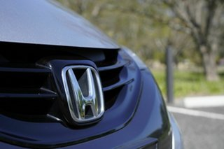 2013 Honda Civic 9th Gen MY13 VTi-L Silver 5 Speed Sports Automatic Hatchback
