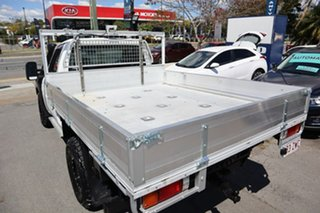 2014 Nissan Patrol Y61 Series 4 MY14 DX White 5 Speed Manual Cab Chassis
