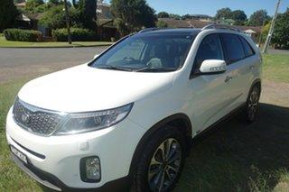 2013 Kia Sorento XM MY13 Platinum 4WD Grey 6 Speed Sports Automatic Wagon.