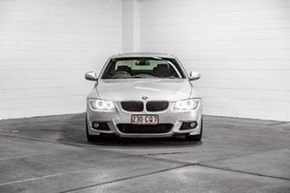 2010 BMW 3 Series E92 MY10 320d Steptronic Silver 6 Speed Sports Automatic Coupe