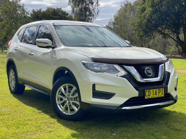 Used Nissan X-Trail T32 Series II TS X-tronic 4WD Wodonga, 2017 Nissan X-Trail T32 Series II TS X-tronic 4WD White 7 Speed Constant Variable Wagon