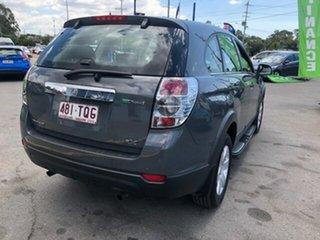 2012 Holden Captiva Grey Automatic Wagon
