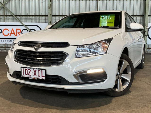 Used Holden Cruze JH Series II MY16 Z-Series Rocklea, 2016 Holden Cruze JH Series II MY16 Z-Series White 6 Speed Sports Automatic Hatchback