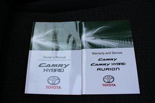 2017 Toyota Camry AVV50R Atara S Ocean Mist 1 Speed Constant Variable Sedan Hybrid
