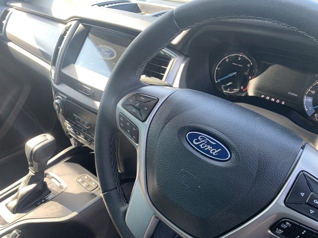 Used Ford Ranger PX MkIII 2021.25MY XLT Hi-Rider North Lakes, 2021 Ford Ranger PX MkIII 2021.25MY XLT Hi-Rider Grey 6 Speed Sports Automatic Double Cab Pick Up
