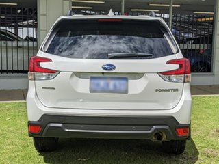 2019 Subaru Forester S5 MY20 2.5i-L CVT AWD White 7 Speed Constant Variable Wagon