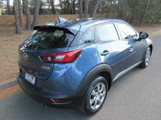 2018 Mazda CX-3 DK2W7A Neo SKYACTIV-Drive Blue 6 Speed Sports Automatic Wagon.