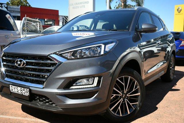 Used Hyundai Tucson TL2 MY18 Elite (FWD) Brookvale, 2018 Hyundai Tucson TL2 MY18 Elite (FWD) Grey 6 Speed Automatic Wagon