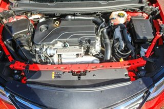 2017 Holden Astra BL MY17 LS Red 6 Speed Sports Automatic Sedan