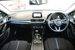 2018 Mazda 3 BN5438 SP25 SKYACTIV-Drive Blue 6 Speed Sports Automatic Hatchback