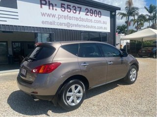 2010 Nissan Murano Z51 ST Brown Continuous Variable Wagon