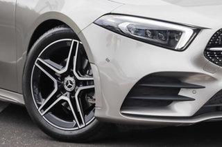 2020 Mercedes-Benz A-Class A180 DCT Mojave Silver 7 Speed Sports Automatic Dual Clutch Sedan