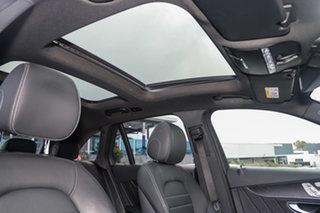 2017 Mercedes-Benz GLC-Class X253 807MY GLC250 d 9G-Tronic 4MATIC Obsidian Black 9 Speed