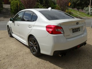 2017 Subaru WRX V1 MY17 AWD White 6 Speed Manual Sedan
