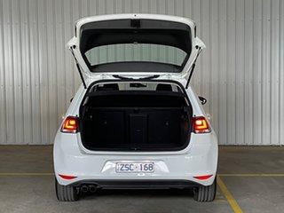 2013 Volkswagen Golf VII 103TSI DSG Highline White 7 Speed Sports Automatic Dual Clutch Hatchback