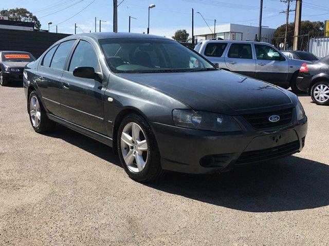 Used Ford Falcon BF Mk II XT Blair Athol, 2007 Ford Falcon BF Mk II XT Grey 4 Speed Sports Automatic Sedan