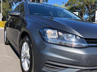 2018 Volkswagen Golf 7.5 MY18 110TSI Grey 6 Speed Manual Hatchback.