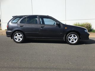 1998 Nissan Pulsar N15 S2 SSS Grey 4 Speed Automatic Hatchback.