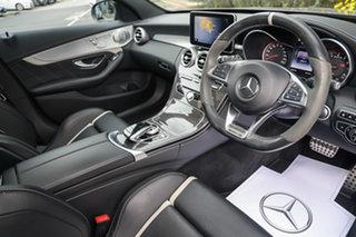 2016 Mercedes-Benz C-Class W205 807MY C63 AMG SPEEDSHIFT MCT S Selenite Grey 7 Speed.